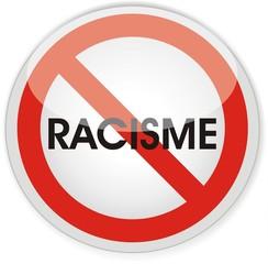 pancarte racisme