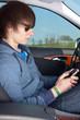 Teenager hat endlich die Fahrerlaubnis 453