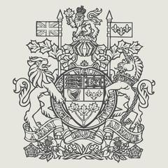 Heraldry Crest  Coat of Arms