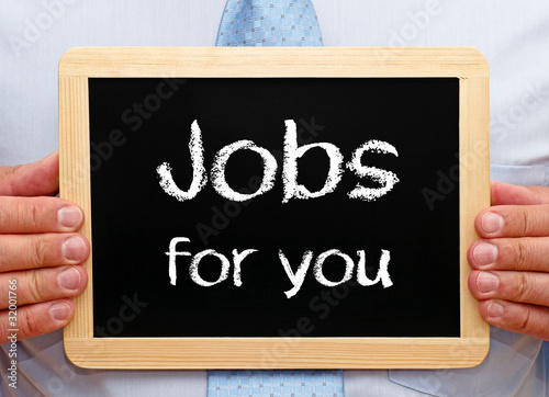 Jobs for you - Business Concept