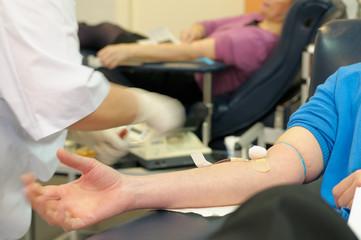 Blood Donation.