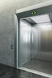 modern elevator