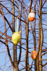 Nice Easter eggs decoration
