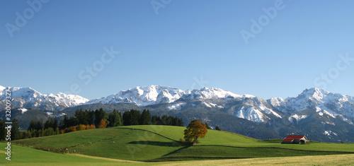 Fototapeten,berg,alpen,wiese,landschaft