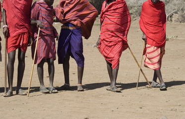 Kenyan Masai