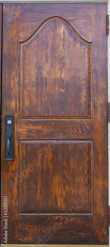 Historic Wooden Door - 32015151