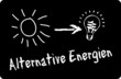 Black - Alternative Energien