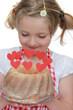 Herz-Kuchen für Dich