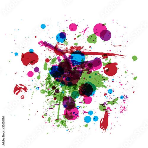 Fototapeten,colour,grunge,entwerfen,malen
