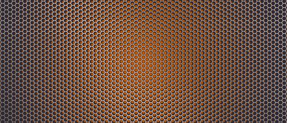 texture nid d'abeille