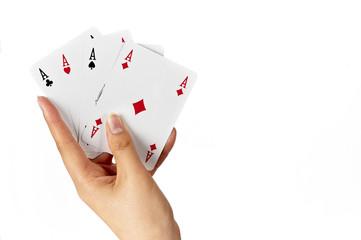giocare d' azzardo