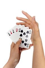 mano da gioco
