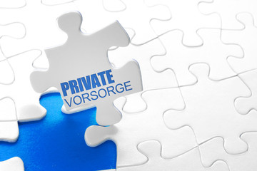 private Vorsorge