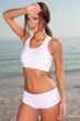 fitness brunette