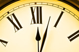 past twelve o'clock