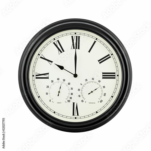 Ten o'clock