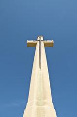 Kreuz im Himmel