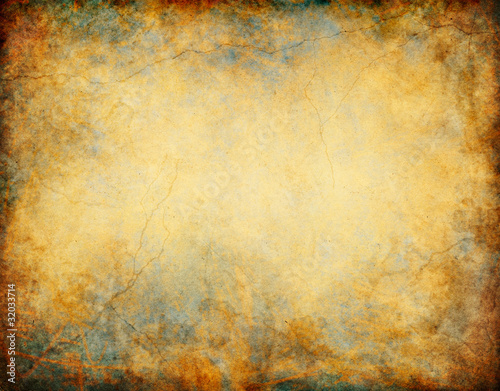 Patina Grunge Background - 32033714