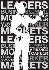 businessman background