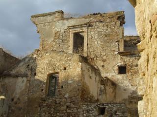 Craco , Matera , Basilicata