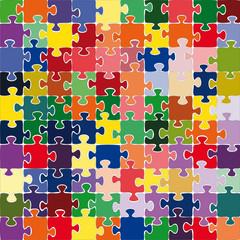rainbow puzzle jigsaw