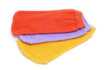 washing mitts