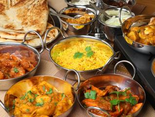 Indian Food Banquet