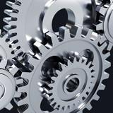 Gear wheels - detail