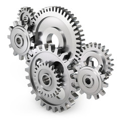 Gear wheels - dynamic