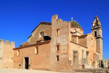 Santa Maria de la Valldigna Simat Monastery Spain