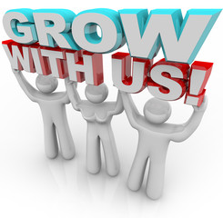 Grow With Us - Join a Group for Personal Growth