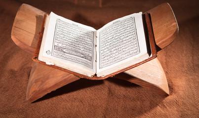 Koran, holy book
