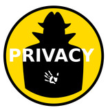 privacy kontact poster