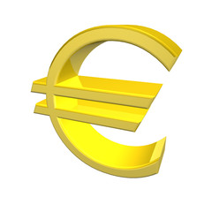 eurozeichen gelb