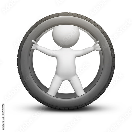 right tire