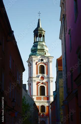 kościelna wieża © GKor