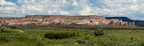 Beautiful red sandstone rocks along an Arizona higway