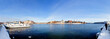 Panoramic view of Stockholm, Sweden.