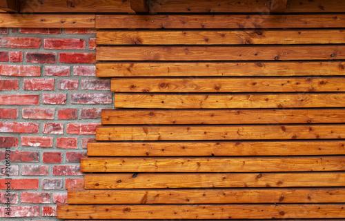 mauer aus holz und brettern stockfotos und lizenzfreie bilder auf bild 32065731. Black Bedroom Furniture Sets. Home Design Ideas