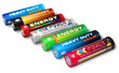 Set of AA batteries - 32070588