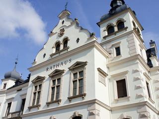 Rathaus in Gleisdorf bei Weiz / Oststeiermark
