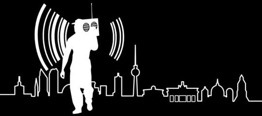 Berlin Skyline Party