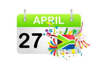 Holiday Calendar South Africa National Day