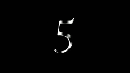 cool countdown CG