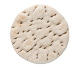 Scandinavian round polar bread poster