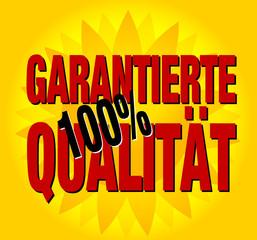 Sommer - Garantierte Qualität