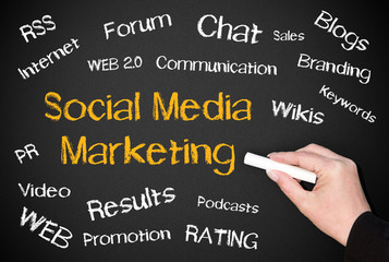Social Media Marketing - Blackboard