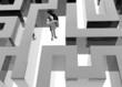 Gefangen im Labyrinth