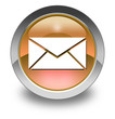 "Orange Glossy Pictogram ""E-Mail"""
