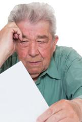 Sorgenvoller Senior